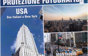 """TWO ITALIANS IN NEW YORK"" FRIDAY 14 JULY THE PHOTOGRAPHIC PROJECT"