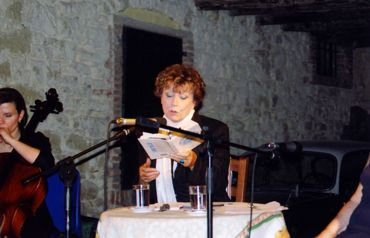 Dacia Maraini<br>Writer, poet, script-adapter